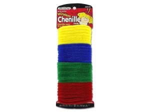 Wholesale: Wireless chenille trim