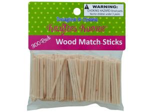 Wholesale: Wood Craft Matchsticks