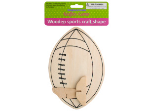 Wholesale: Wooden Sports Craft Shape