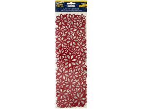 Wholesale: Christmas Designs Lace Cut Cardstock