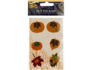 Wholesale: Autumn Bliss Felt Stickers