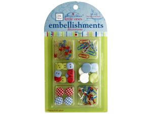 Wholesale: Little Ones Craft Embellishments - My Precious Boy