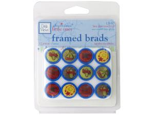 Wholesale: My Precious Boy Framed Brads