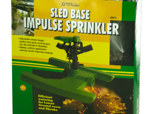 Sled Base Impluse Sprinkler