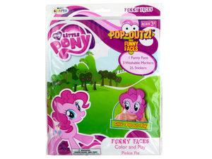 Wholesale: My Little Pony Pop-Outz! Funny Faces