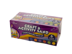 Wholesale: Craft & Activity Sand