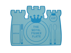 Prince & Princess Foam Castle Placemats