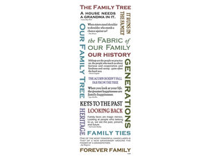 Wholesale: Momenta Stickers with 18 Family Phrases