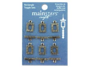 Wholesale: Rectangle toggle sets