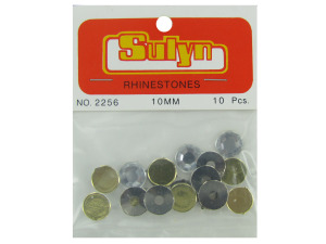 Wholesale: Green Rhinestones