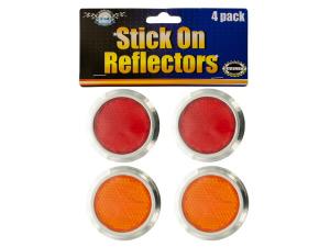 Stick-On Reflectors Set