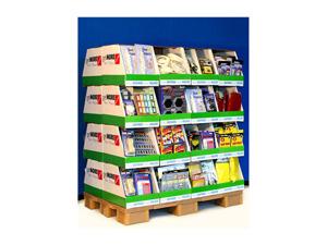 Wholesale: General Merchandise Half Pallet 1536-Piece