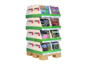 Wholesale: Toy Pallet - 576 Pieces