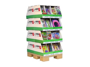 Wholesale: Summer Toy Pallet - 576 Pieces