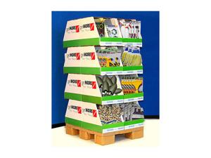 Wholesale: Garden Starter Pallet 768-Piece