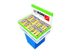 Super Glue 2 Assorted 120 Per Floor Display