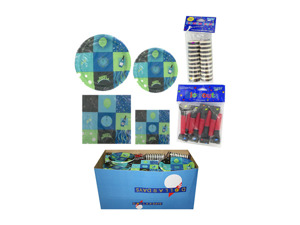 Wholesale: 6 assorted item new year display