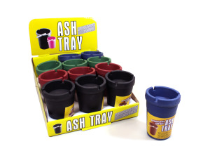 12 Pack extinguishing ashtray