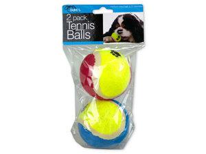 Dog Tennis Ball Set