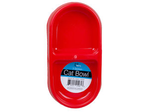 Double-Sided Cat Bowl