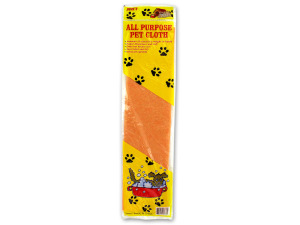 All-purpose pet cloth