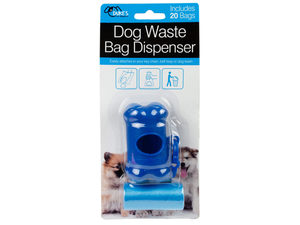 Wholesale: Dog Waste Bag Dispenser with Refill Bags