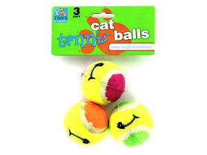 Mini Cat Tennis Balls