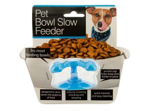 Wholesale: Pet Bowl Slow Feeder