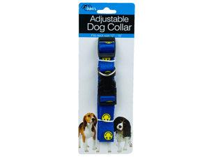 Happy Face Dog Collar