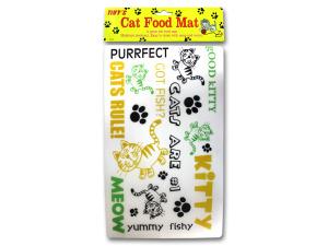 Wholesale: Cat Food Mat