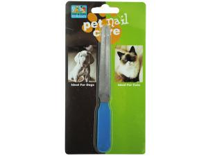 Wholesale: Pet Nail File