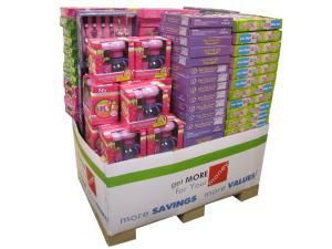 Wholesale: Girls Toy Premium Pallet 144-Piece