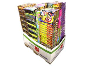 Wholesale: Mixed Toy Premium Pallet 144-Piece