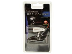 Mini Multi-Use LED Clip-On Light