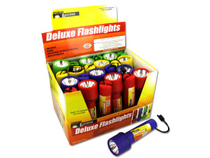 Wholesale: Deluxe flashlight display