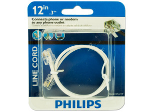 "Wholesale: 12"" phone cord"