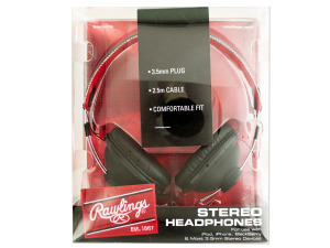 Rawlings Stereo Headphones