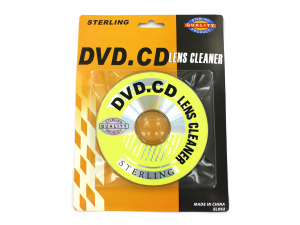 Wholesale: DVD & CD Lens Cleaner