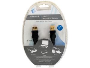 Wholesale: Tech universe usb extension cable