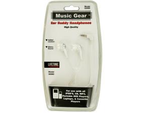 Ear Buddy Headphones
