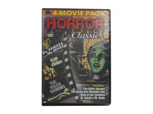 Wholesale: Horror Classics 4-movie DVD