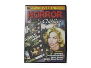 Wholesale: Horror Classics movie 4-pack