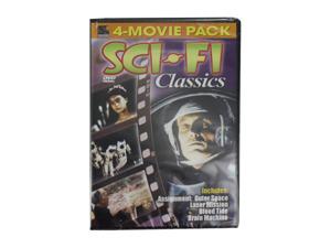 Wholesale: Sci-Fi classics 4-movie DVD