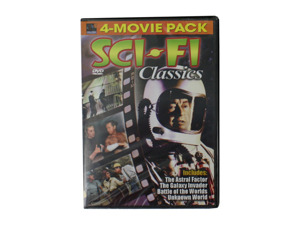 Wholesale: Science fiction movie pack