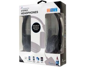 Travelocity Padded Stereo Headphones