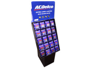 Wholesale: AC Delco 160 Piece Battery Display