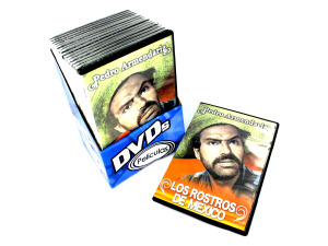 Wholesale: Pedro armedariz sp dvd x1