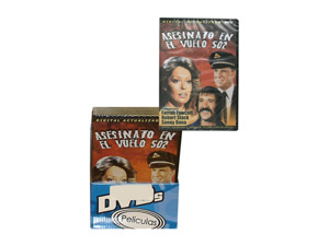 Wholesale: Asesinato spanish dvd