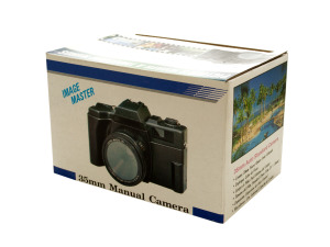 Focus Free Manual Camera with Case
