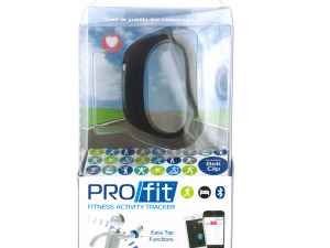Pro-Fit Fitness Activity Tracker